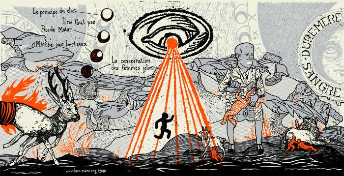Couverture de l'album Sangre - Dure-Mère